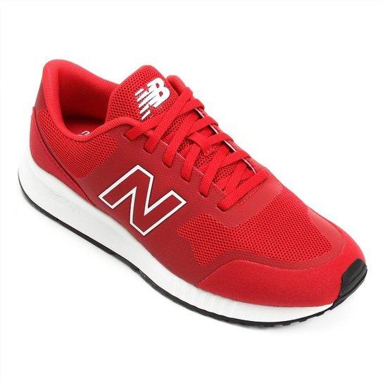 6ba8adc4c84 Tênis New Balance 005 Masculino - Vermelho e Branco - Compre Agora ...