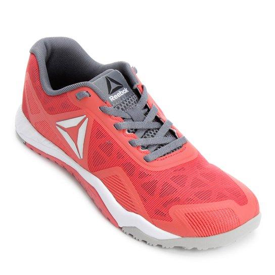 Tênis Reebok Ros Workout TR 2.0 Feminino - Vermelho+Branco 817d60c71f8f2
