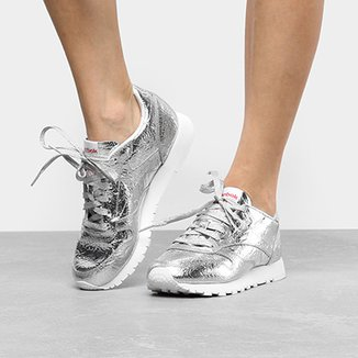 Tênis Reebok Cl Leather Hd Feminino 957c89b54b8cf