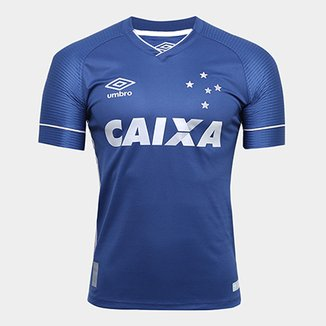 ebea0b092db67 Camisa Cruzeiro III 17 18 s n° - Torcedor Umbro Masculina