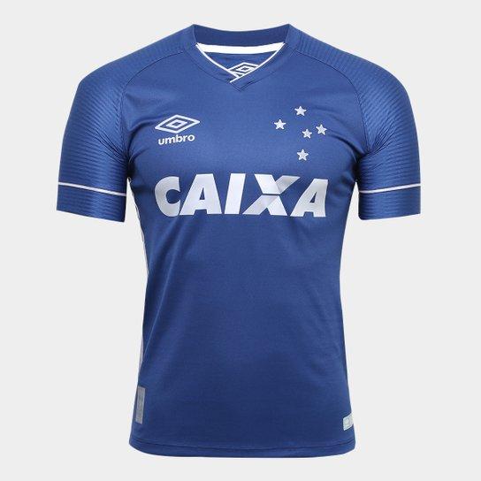 Camisa Cruzeiro III 17 18 s n° - Torcedor Umbro Masculina - Compre ... 815496e68c644