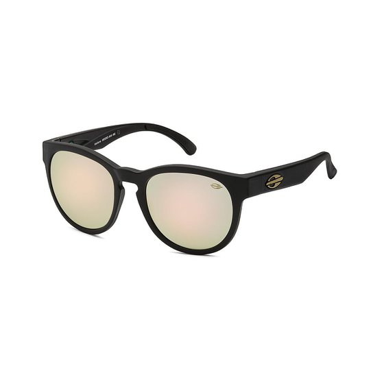 a74ce53ca4e9b Oculos Sol Mormaii Ventura - Preto e Marrom - Compre Agora