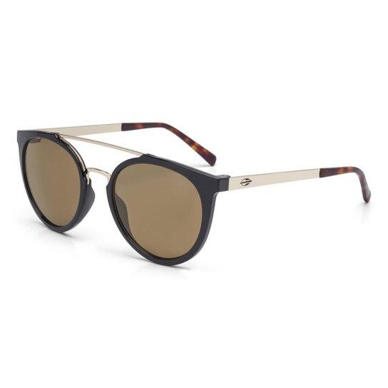 Óculos De Sol Mormaii Los Angeles - Preto e Marrom - Compre Agora ... 614229fa86