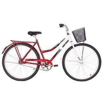10338f823 Bicicletas Feminino Vermelho Tamanho Único - Bike