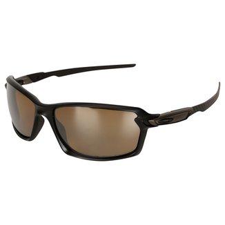 bf42daf8ab6ca Óculos Oakley Carbon Shift-Iridium Polarized