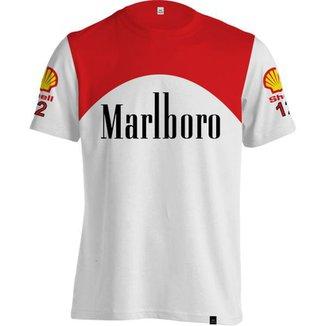 Camiseta Fórmula Retrô Mclaren Ano 1988 57c3c09ada4