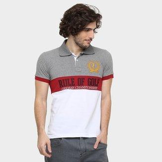Camisa Polo Local Piquet Bordado f7a814410d025