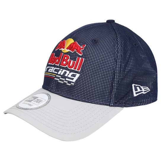 Boné New Era Red Bull 940 Hc Sn Over Mesh - Compre Agora  a5f4416d368
