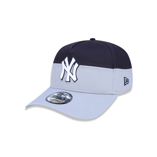 94c22bd5d1 Boné 940 A-frame New York Yankees MLB Aba Curva New Era - Compre ...