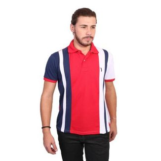 Camisa Polo Golf Club Trios