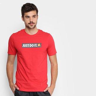 Compre Camiseta Nike Algodao Online  3250f4bda7106