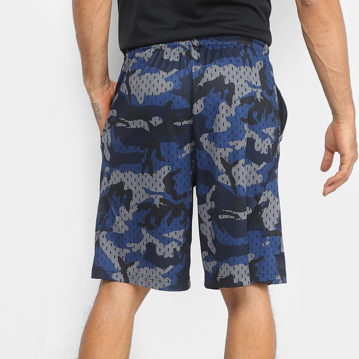 80f7e4d77f ... Foto 2 - Bermuda Nike Dry Nothing But Masculina