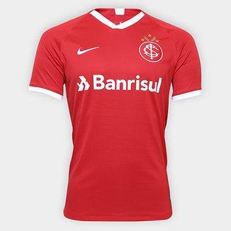 b6324d7497 Camisa Internacional I 19/20 s/nº Torcedor Nike Masculina