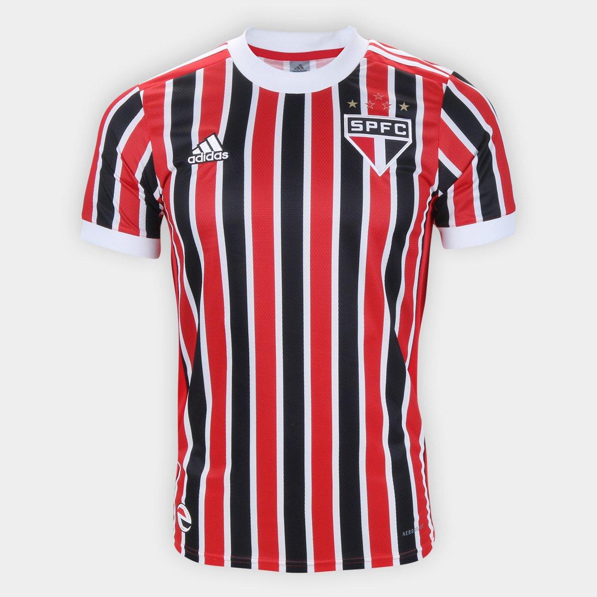 Camisa São Paulo II 21/22 s/n° Torcedor Adidas Masculina