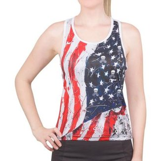 Regata Bones Original Top Tank Tennis USA