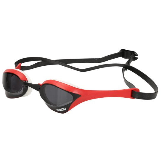 2f506252eaec6 Óculos Arena Cobra Ultra - Vermelho e Preto - Compre Agora   Netshoes