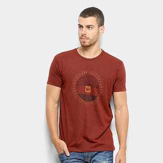 Camiseta Hang Loose Silk Line Up Masculina