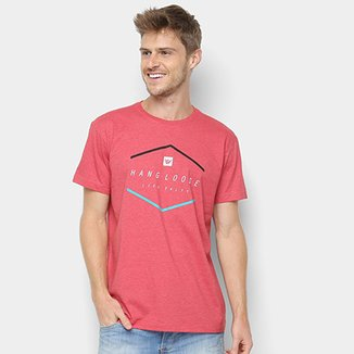 Camiseta Hang Loose Silk Blancolor Masculina