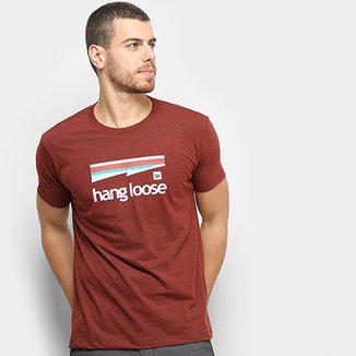 Camiseta Hang Loose Silk Colorbow Masculina