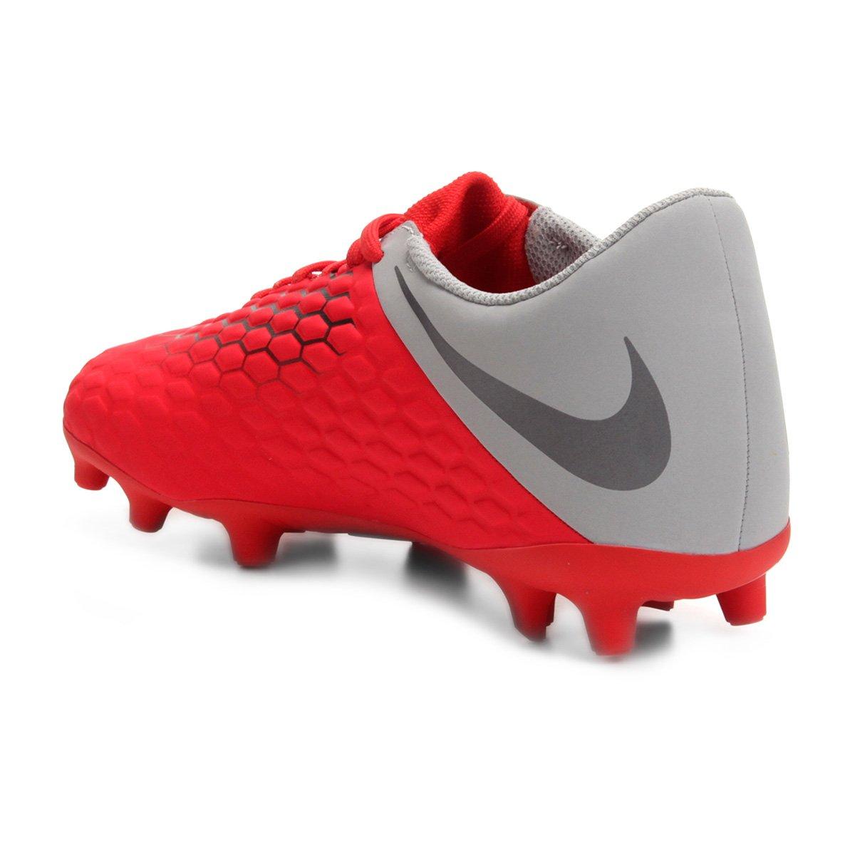 0c3549484 Chuteira Campo Nike Hypervenom Phantom 3 Club FG