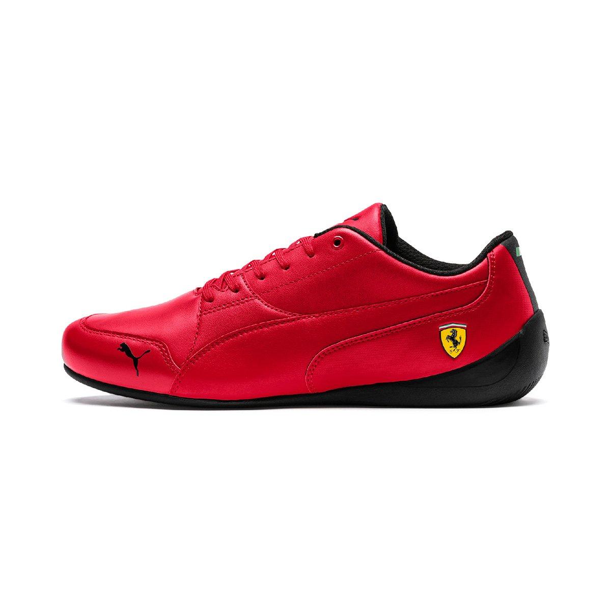 3f8e506d6f235 Tênis Puma Scuderia Ferrari Drift Cat 7 Masculino - Shopping TudoAzul