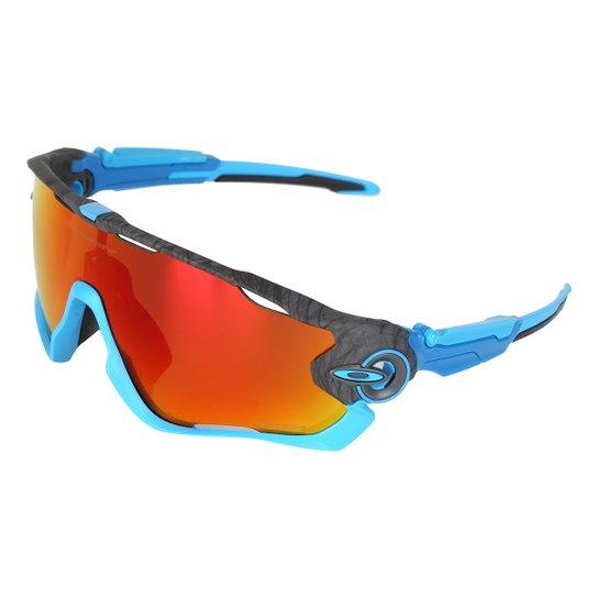 be8f2a50f71f7 Óculos Oakley Jawbreaker Prizm - Vermelho+Cinza