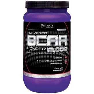 Bcaa 12.000 Powder (228G) - Ultimate Nutrition