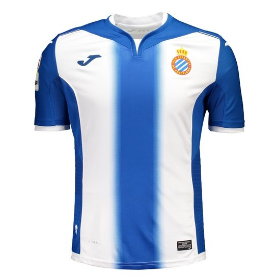 abbc8bc8e Camisa Espanyol Home 2017 n° 2 - Demichelis Joma - Compre Agora ...