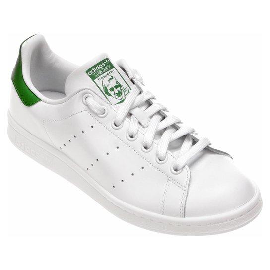 Tênis Adidas Stan Smith - Branco e Verde - Compre Agora  201922390540e