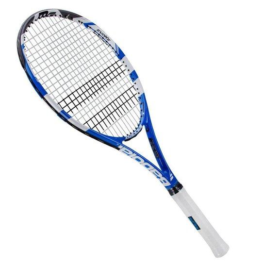 Raquete de Tennis Babolat Evoke 102 - Azul e Branco - Compre Agora ... 05a8a362d0