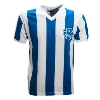 Camisetas Liga Retrô Masculinas - Melhores Preços  f2483b21e80bc