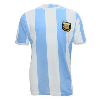Camiseta Retrô Argentina Liga Retrô 2e719afdca1e3