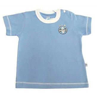 Baby Look Cores Clube Meia Malha Menino Grêmio Reve Dor - 2 Anos 6f3c44a920fc5
