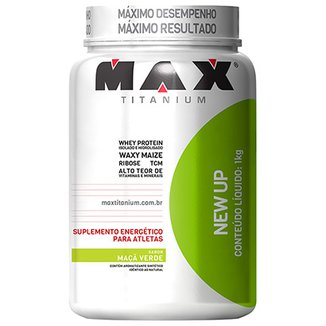 New Up 1 Kg - Max Titanium