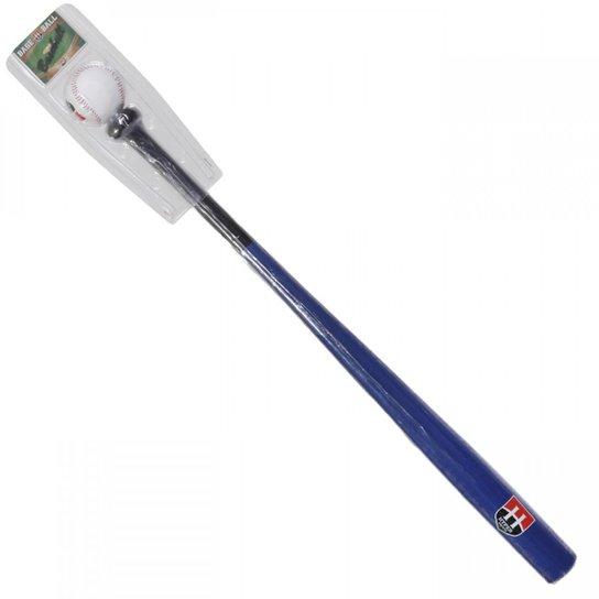 Kit Hyper Sports Taco de Baseball 30  com Bola - Compre Agora  9527a3d88783c