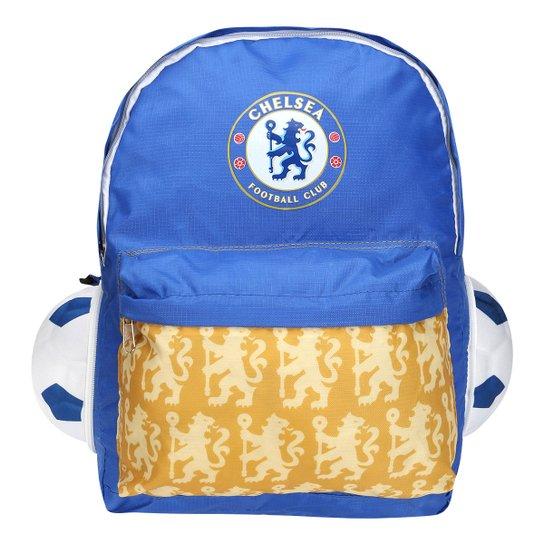 25fe4e9be4 Mochila Chelsea Bola - Compre Agora