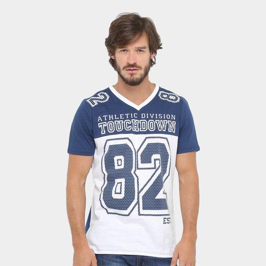 Camisa de Futebol Americano Gonew Leagues Touchdown - Compre Agora ... 153ea6761e2c4