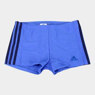 Sunga Boxer Infantil Adidas Ec3S Bx 3dd3d7a6897