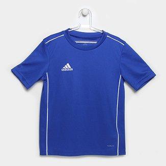 Compre Camisa Adidas Infantil Online  74e7680eb55fa