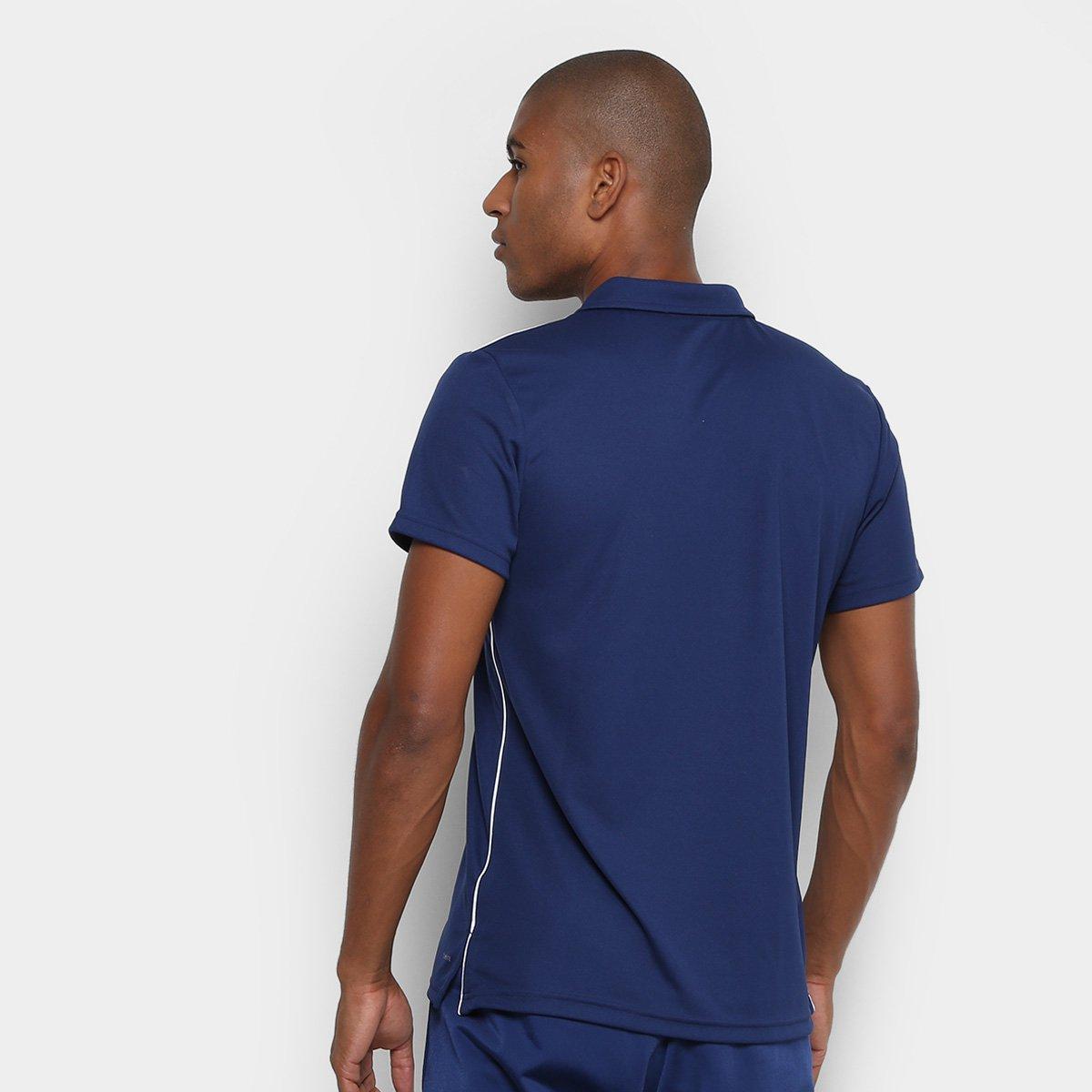 ... Foto 2 - Camisa Polo Adidas Core 18 Masculina 9c700a94f8e