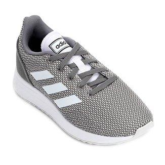 Compre Tenis Adidas Cinza Masculino Online  e34ce531b1d8e