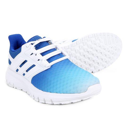 Tênis Adidas Energy Cloud 2 Masculino - Azul e Branco - Compre Agora ... d18e89d2d94