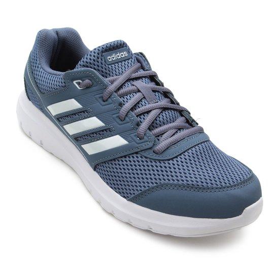 75facc610e Tênis Adidas Duramo Lite 2 0 Feminino - Azul e Branco - Compre Agora ...