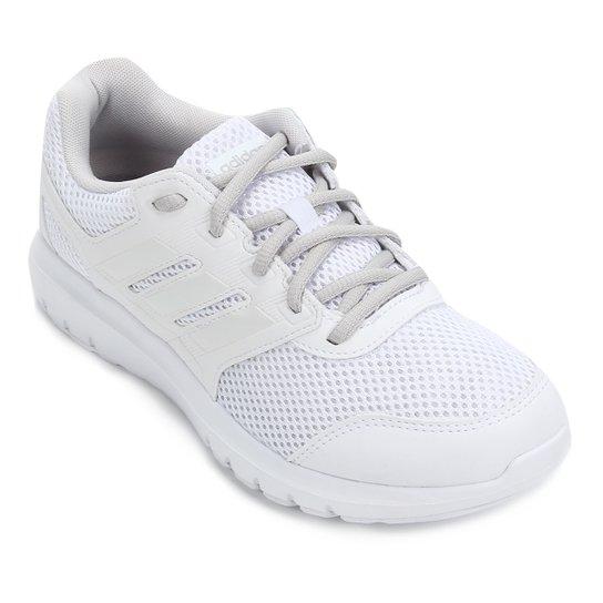 Tênis Adidas Duramo Lite 2 0 Feminino - Branco e Cinza - Compre ... a0fd77def2be6