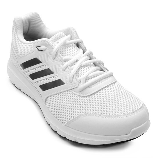 36201aa8f5 Tênis Adidas Duramo Lite 2 0 Masculino - Branco e Cinza | Netshoes