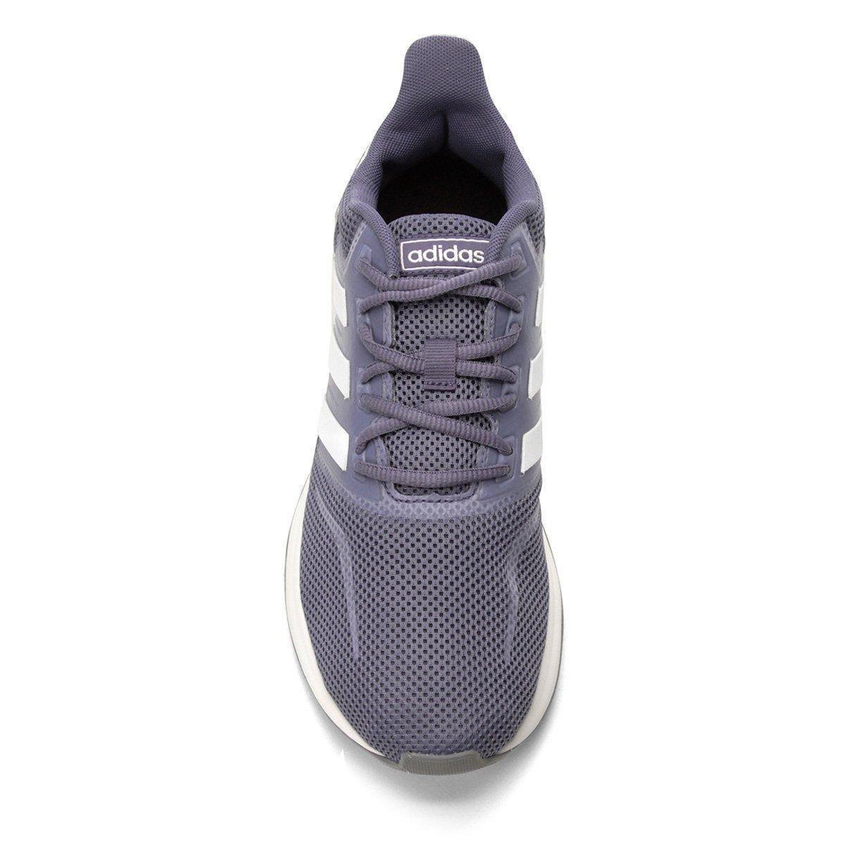 de8de8bb5 Tênis Adidas Falcon Feminino - Tam: 34 - Shopping TudoAzul