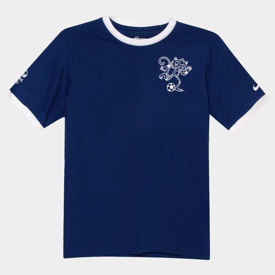 ab98530544 Camiseta Nike Rio 16 Mascot Infantil - Compre Agora