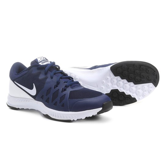 62bd1cddb14 Tênis Nike Air Epic Speed TR 2 Masculino - Azul e Branco - Compre ...