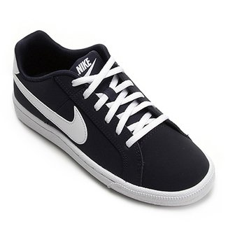 6807c989873 Tênis Infantil Couro Nike Court Royale Masculino