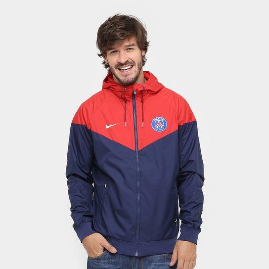 Jaqueta Paris Saint Germain Nike NSW Masculina - Compre Agora  4c306d28a3691